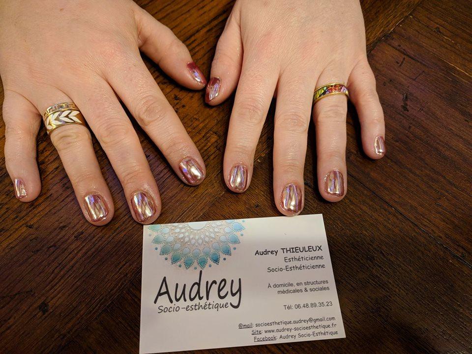 Manucure par Audrey