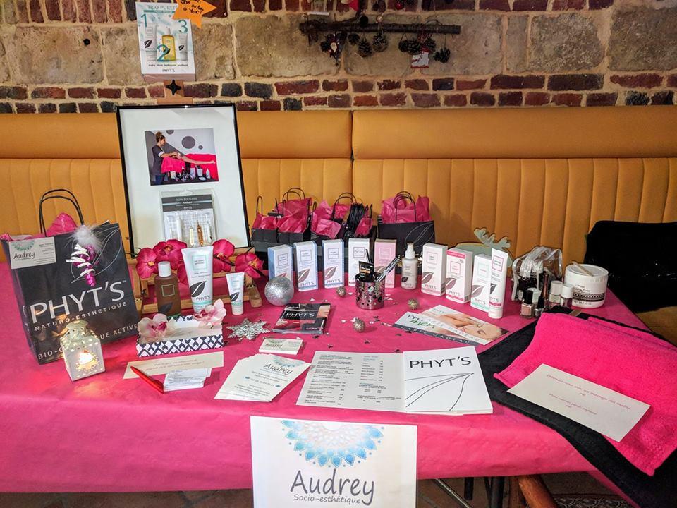 Salon vente et présentation de la marque PHYT'S